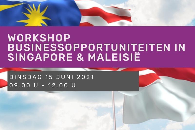 Workshop Businessopportuniteiten in Singapore & Maleisië