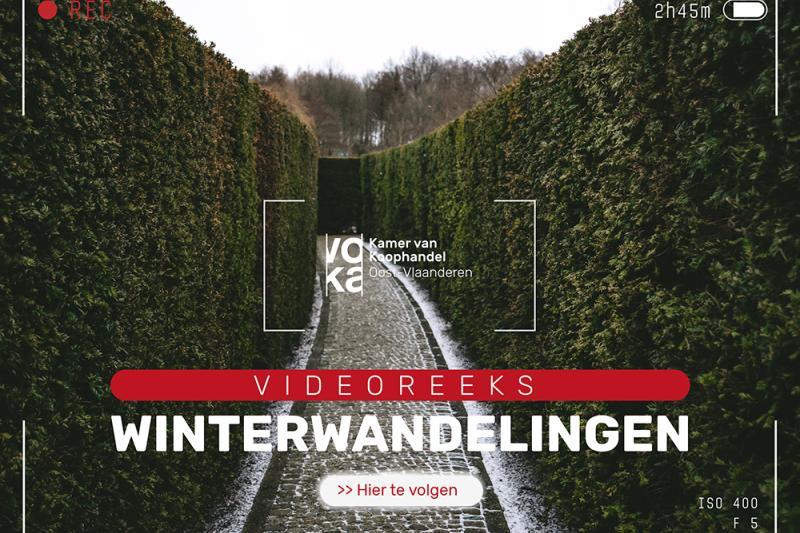 Videoreeks: 'Winterwandelingen'