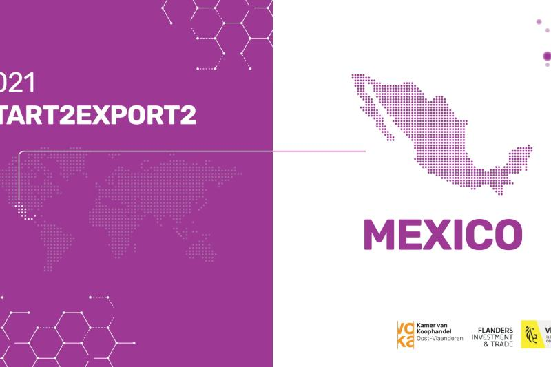 Infosessie Start2Export2 Mexico