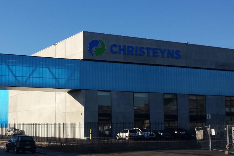 Christeyns uit Gent neemt Grijspeerdt uit Roeselare over