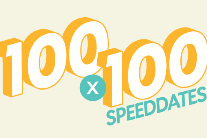 100x100: de perfecte matchmaker tussen jongeren en CEO's