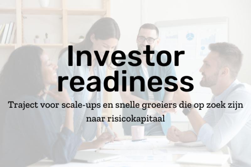 Investor readiness programma
