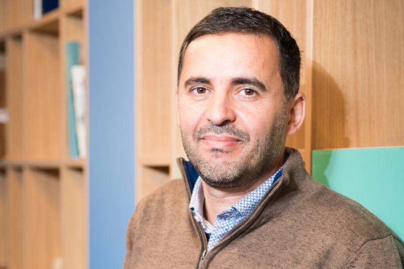 Omar Mohout  (Entrepreneurship Fellow, Sirris)