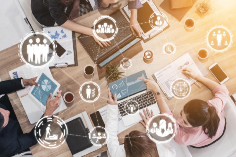 Lerend netwerk - HR to grow