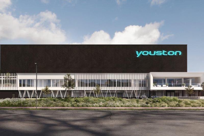 Youston gebouw