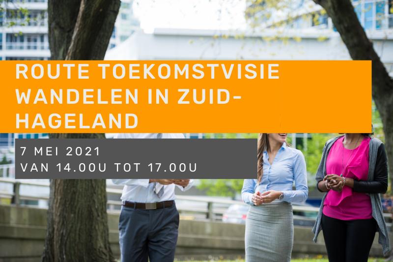 Route Toekomstvisie - Wandelen in Zuid-Hageland
