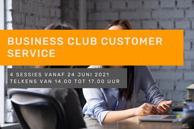 Business Club Customer Service