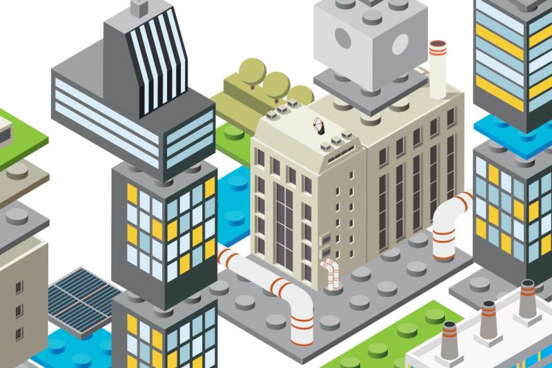 Het vastgoed van de toekomst: ontwikkeling 1