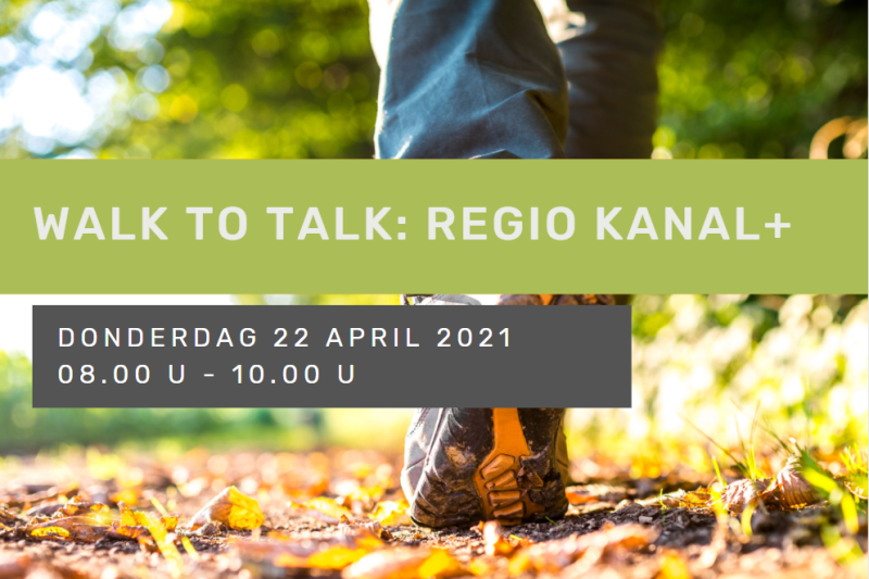 Walk to Talk: Regio Kanal+
