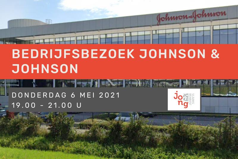 Jong Voka Vlaams-Brabant: Bedrijfsbezoek Johnson & Johnson