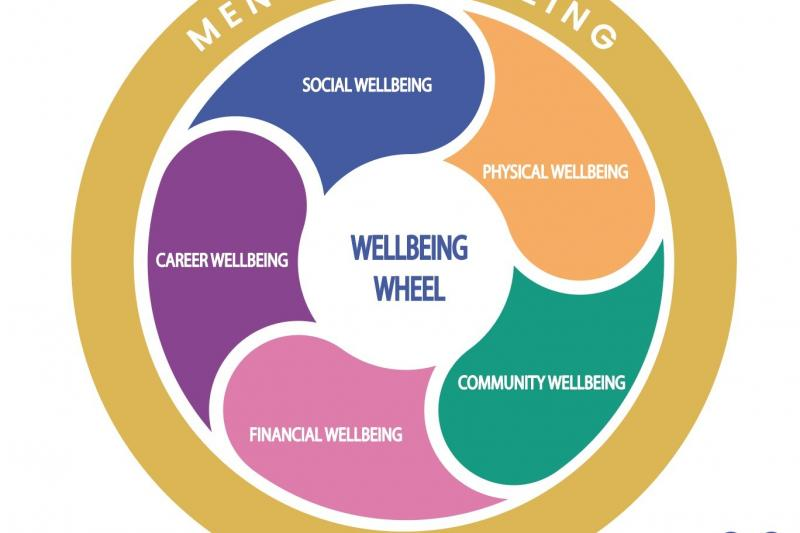 Wellbeing wheel