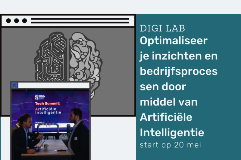 DIGILAB : Artificiële Intelligentie