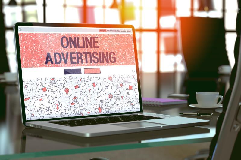 Socialmedia advertising