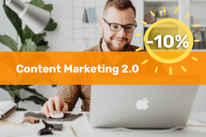 Voka Boost je Zomer Content Marketing 2.0 opleiding