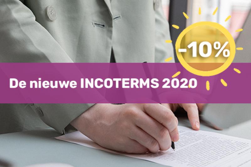 Voka Boost je Zomer De nieuwe Incoterms 2020 Opleiding