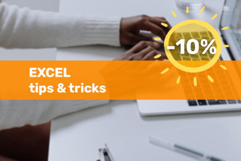 Voka Boost je Zomer Opleding Excel tips & tricks
