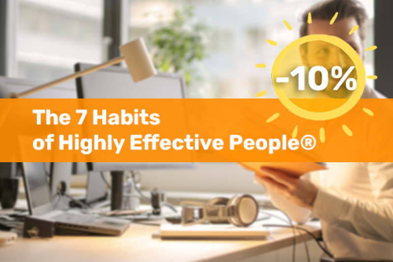 Voka Boost je Zomer The 7 Habits of Highly Effective People® Opleiding