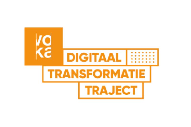 Logo Voka Digitaal Transformatie Traject