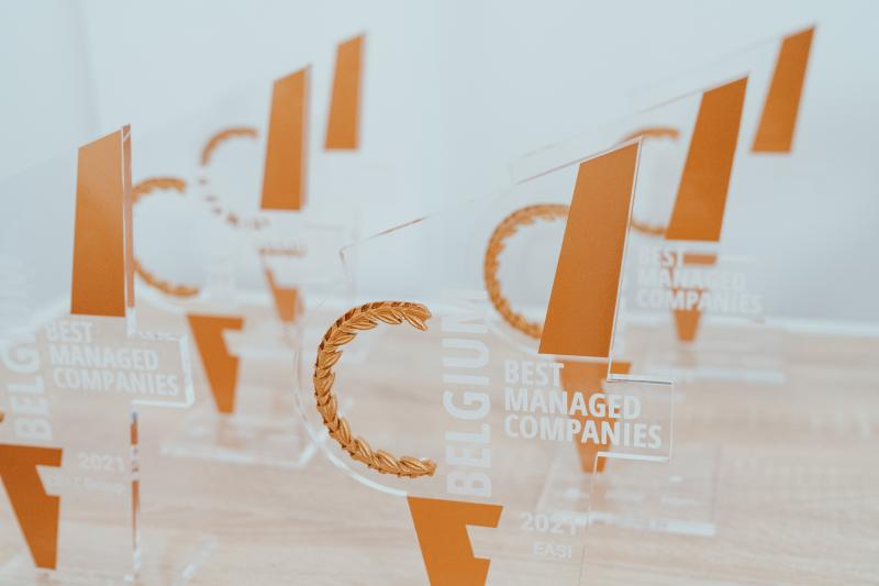 Deloitte Best Managed Companies award
