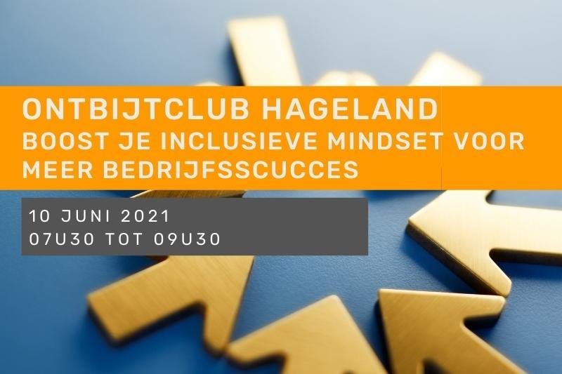 Ontbijtclub Hageland: Boost je inclusieve mindset voor meer bedrijfssucces!
