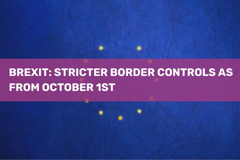 brexit bordercontrols