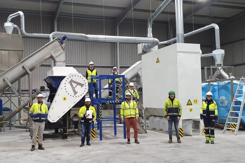 Renewi wil jaarlijks 20.000 ton kunststofafval nieuw leven geven