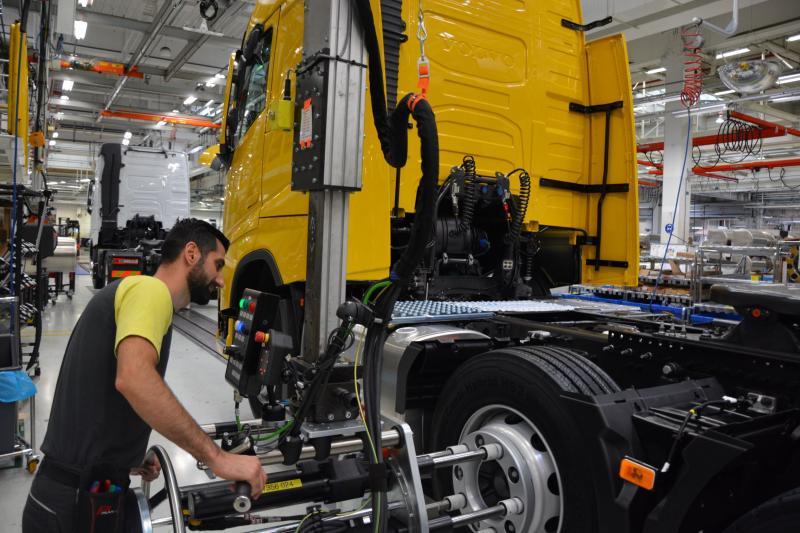 Sterkmakers in Oost-Vlaanderen: duurzaamheid in beweging bij Volvo Group Belgium