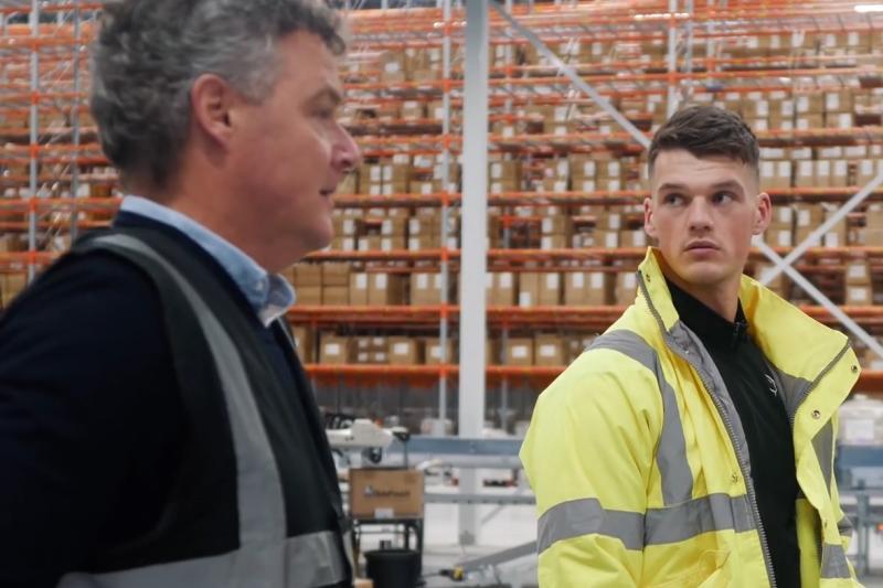 Oost-Vlaamse sterkmakers: Bleckmann, specialist in logistiek