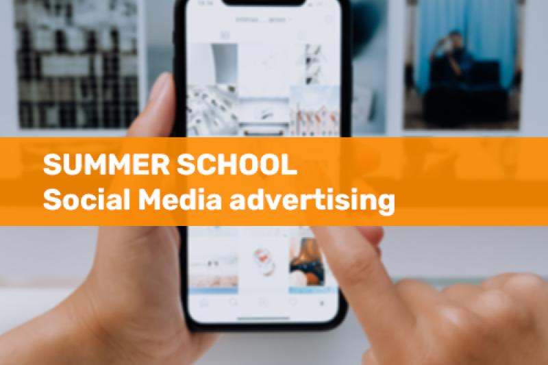 Summer School Social Media Advertising