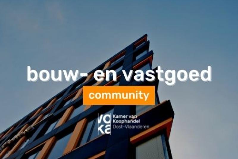 Kick-Off Bouw- en Vastgoedcommunity bij Renson