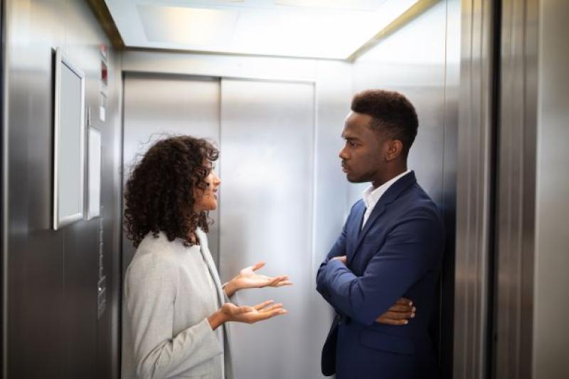 Maak binnen de minuut indruk met een elevator pitch