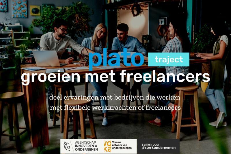Plato Groeien met freelancers