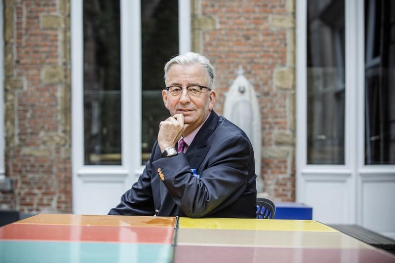 Luc Luwel gedelegeerd bestuurder Voka edito magazine