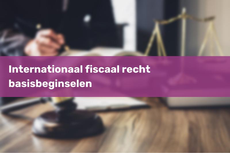 fiscaalrecht