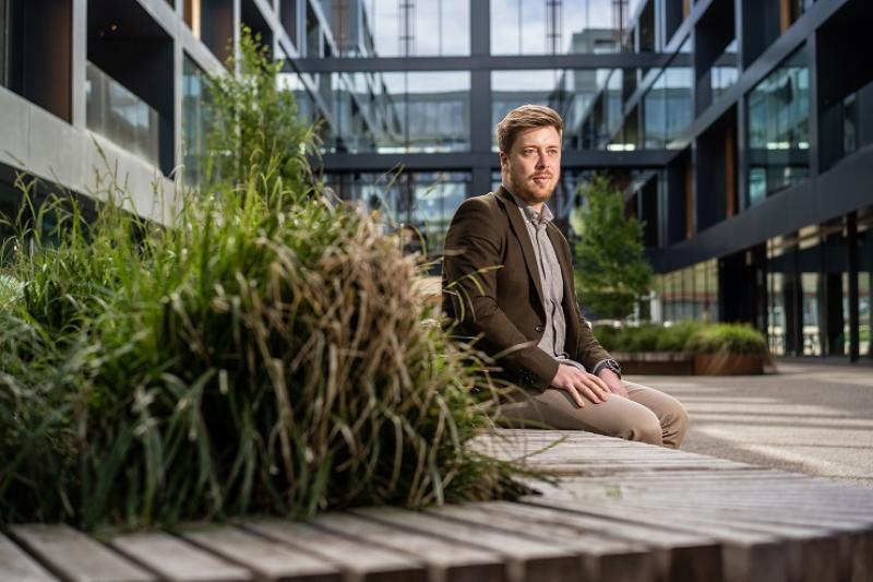 The Ecological Entrepreneur magazine Voka zes vragen