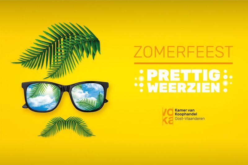 Kom naar ons Voka Zomerfeest op 6 of 7 juli en geniet van een concert van Sioen of Isabelle A