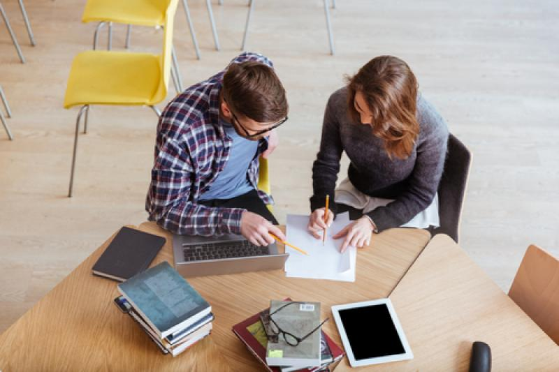 Employer marketing lab