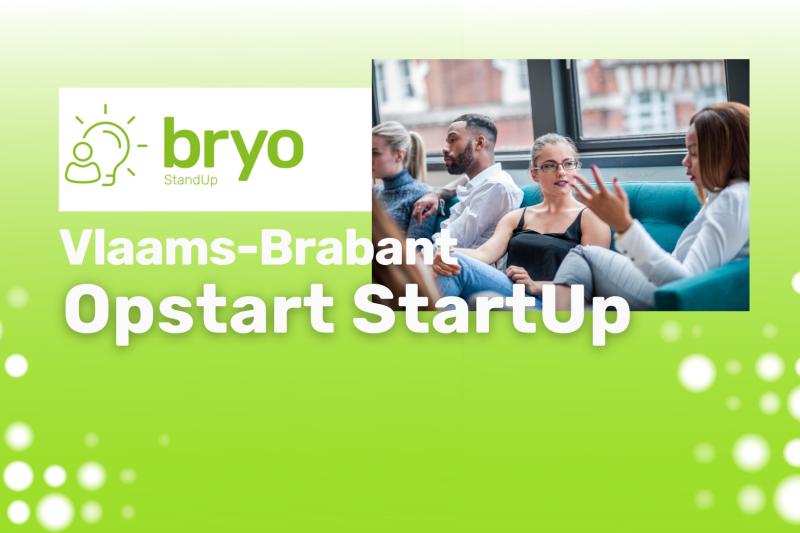 Bryo StartUp 2021 Vlaams-Brabant
