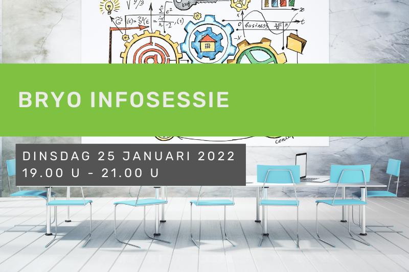 Infosessie Bryo Vlaams-Brabant