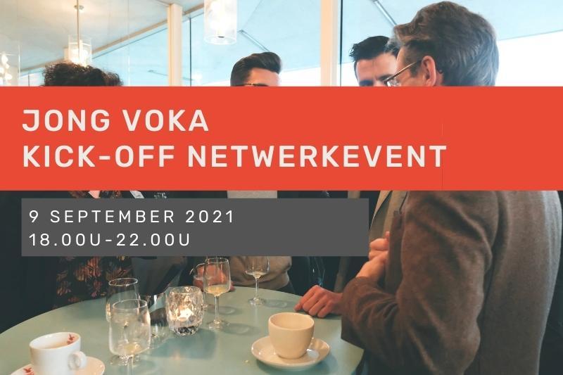 Jong Voka Kick-Off netwerkevent