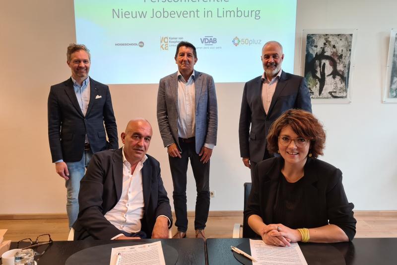 Nieuw Jobevent in Limburg!