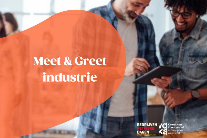 Meet & Greet industrie