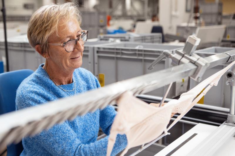 Oost-Vlaamse sterkmakers: lingeriebedrijf Van de Velde