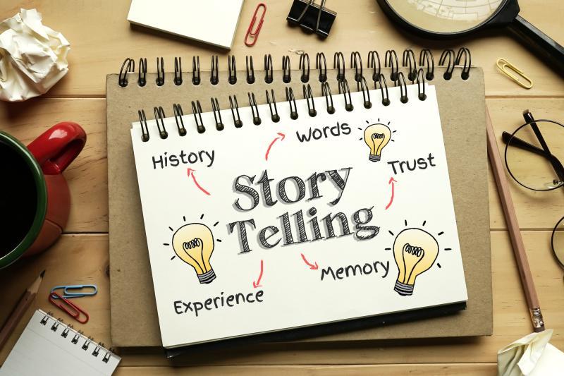 Maak van uw content een sterk verhaal