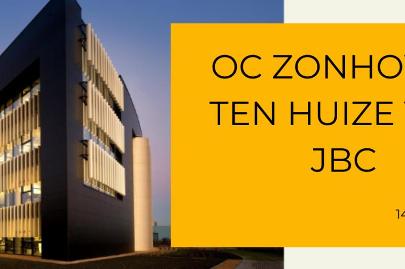 OCZ ten huize JBC
