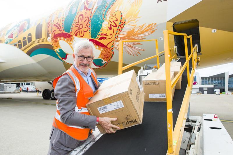 Clerfayt behandelt bagage bij Aviapartner