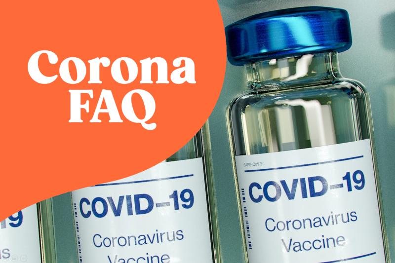 Corona FAQ Voka