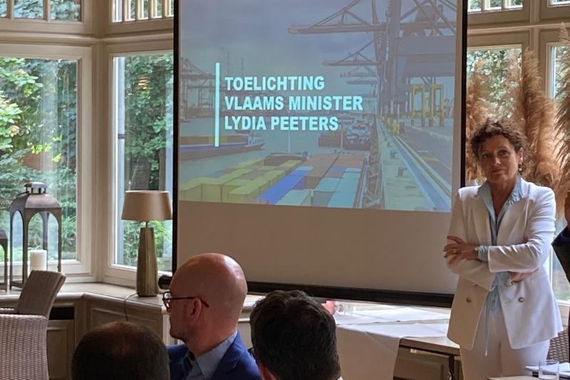 Lydia Peeters