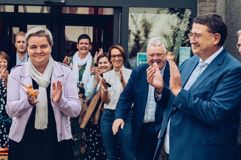 Maatwerkbedrijf AAROVA wordt nieuwe campus Gentse Arteveldehogeschool