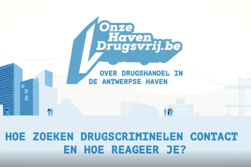 onze haven drugsvrij